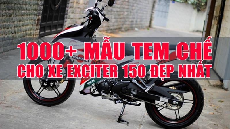 1000+-mẫu-tem-chế-xe-exciter-150-đẹp-nhất-TPHCM-cho-Biker
