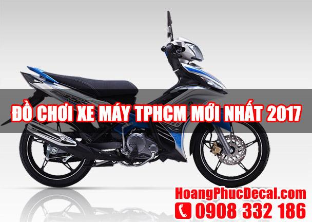 Đồ chơi xe máy mới nhất 2017 Hoàng Phúc