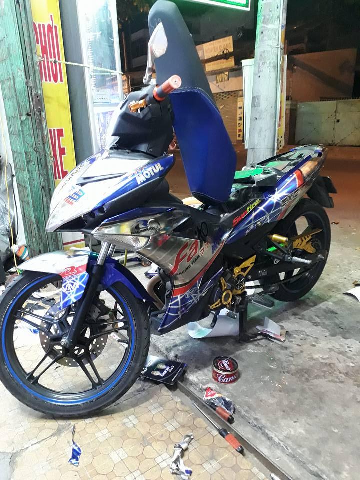 Cua hang dan keo xe Hoang Phuc Go Vap