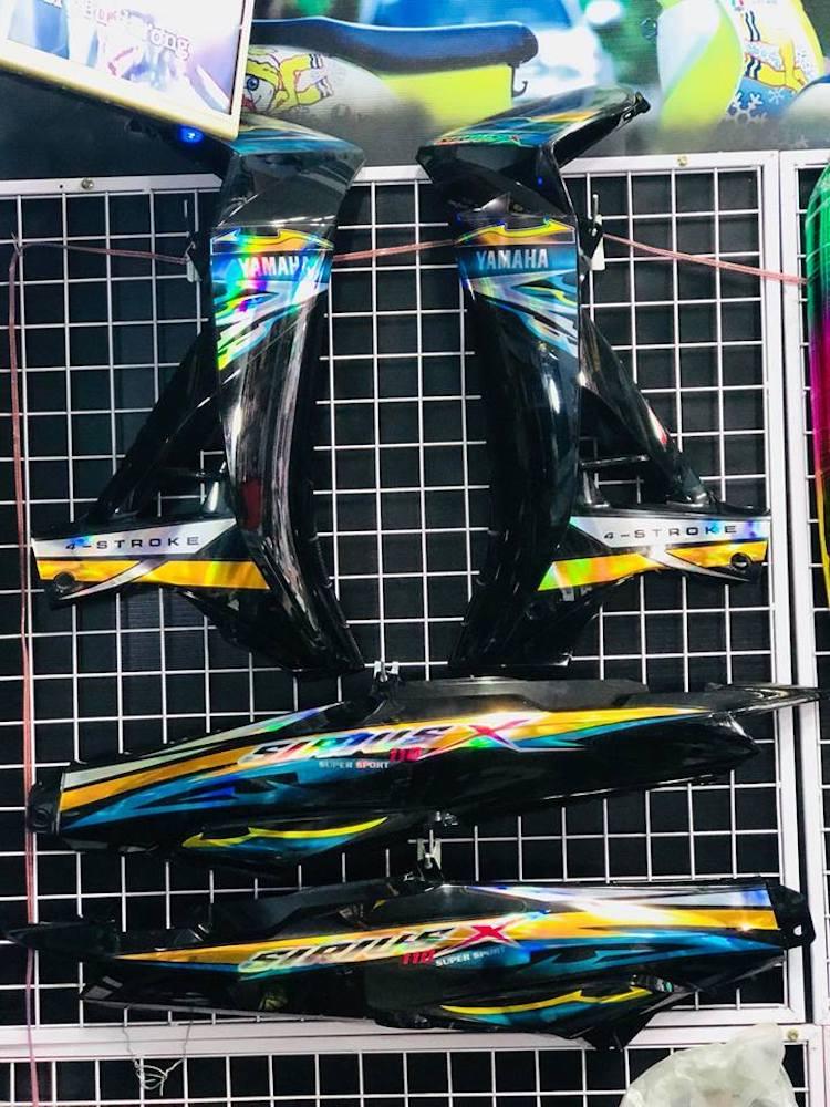 Cửa hàng Bán dàn áo Exciter 150 quận Gò Vấp TPHCM - Hoàng Phúc Decal