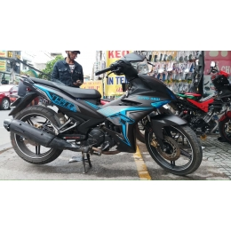 exciter 150 mx king