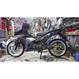 exciter 150 BMW