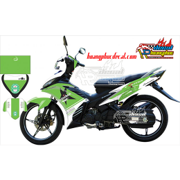 tem chế Exciter 135